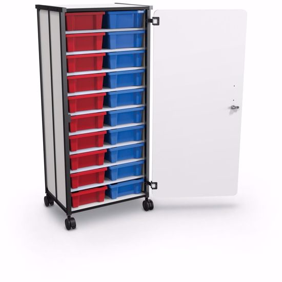 Picture of Mobile Tub Storage Cart (20 tub cart)