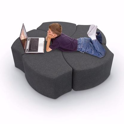 Picture of Large Shapes Soft Seating - (Set of 5)