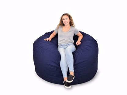 Picture of 5' Fom Bean Bag - Fomcore Fom-Filled Series