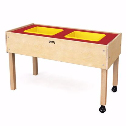 Picture of Jonti-Craft® 2 Tub Sensory Table