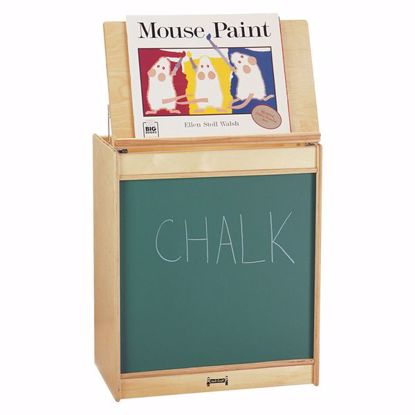Picture of Jonti-Craft® Big Book Easel - Chalkboard - ThriftyKYDZ®