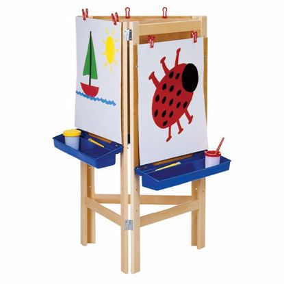 Picture of Jonti-Craft® 3 Way Adjustable Easel