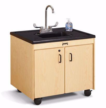 "Picture of Jonti-Craft® Clean Hands Helper - 26"" Counter - Plastic Sink"