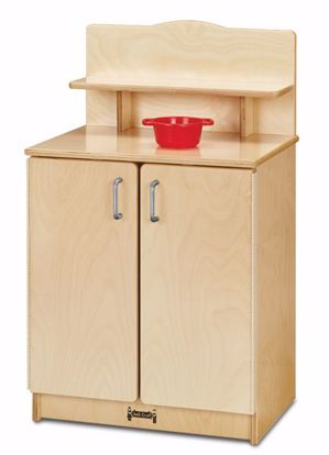 Picture of Jonti-Craft® Culinary Creations Play Kitchen Cupboard