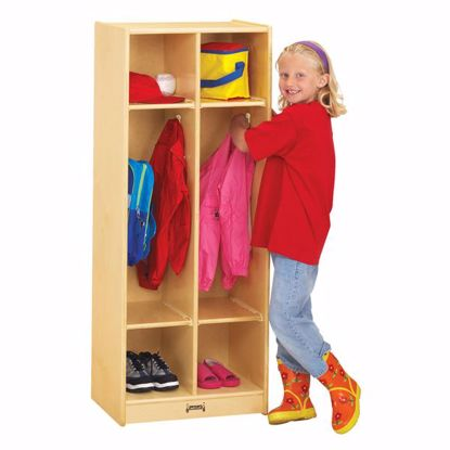 Picture of Jonti-Craft® 2 Section Coat Locker
