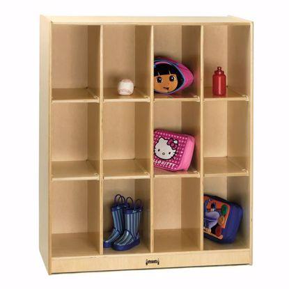Picture of Jonti-Craft® 12 Cubbie Locker Storage