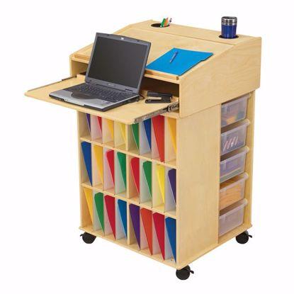 Picture of Jonti-Craft® Communication Center