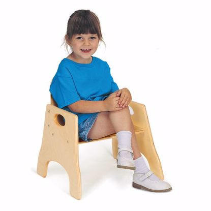 "Picture of Jonti-Craft® Chairries® 9"" Height"