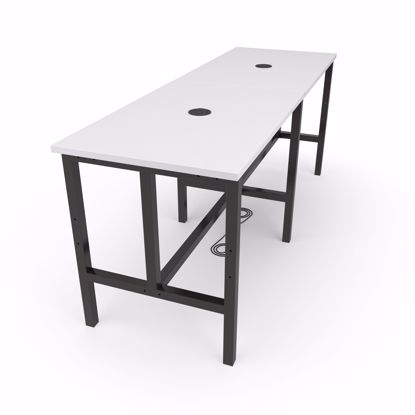 Picture of ENDURE 9008 SERIES TABLE ONLY WHT TOP