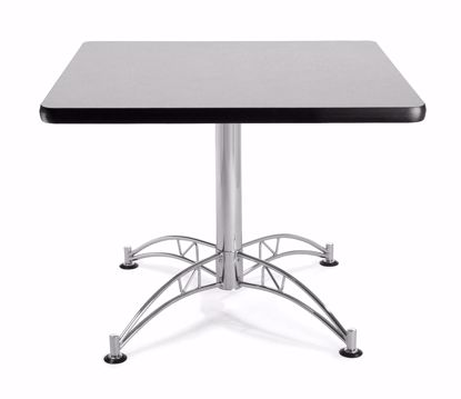 Picture of LT36SQ - 36 INCH SQUARE TABLE - GRAY NEBULA