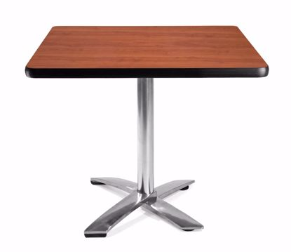Picture of FLIP TOP 36 INCH SQUARE TABLE - CHERRY