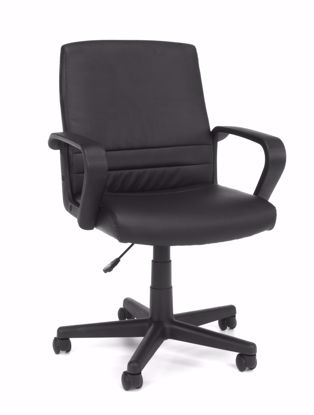 Picture of 20 PACK ESSENTIALS EXECUTIVE MID-BACK CHAIR