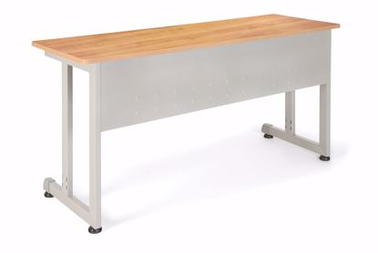 Picture of 20 X 55 TRAINING TABLE - MAPLE