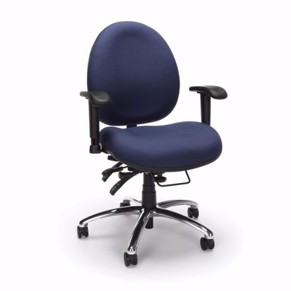 Picture of 24/7 CHAIR - 202-BLUE