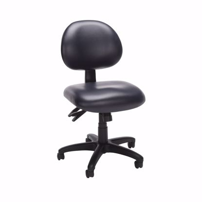 Picture of 24/7 TASK CHAIR IN NAVY VINYL AM