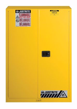Picture of FLAMMABLE STG. CAB. - 45 GAL.