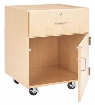 "Picture of 30""H M SERIES 1 DOOR/DRAWER LEFT"