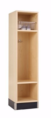 Picture of BACKPACK CABINET,MAPLE,1 OPENING
