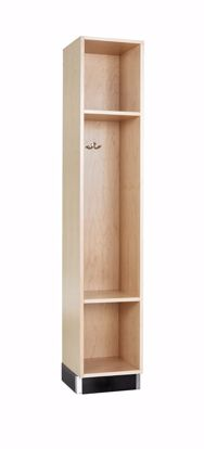 Picture of BACKPACK CABINET,MAPLE, 1 OPENING