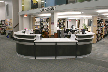 Picture for category Circulation Desk