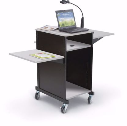 Picture of XTRA WIDE PRES CART (Gray)