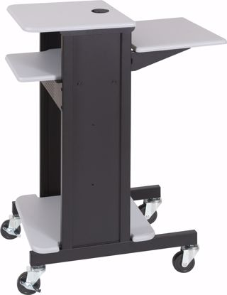 Picture of PRESENTATION CART (Gray / Black)