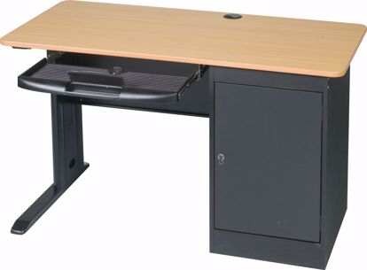 Picture of LX-48 WITH LOCKING CPU HOLDER (Teak)