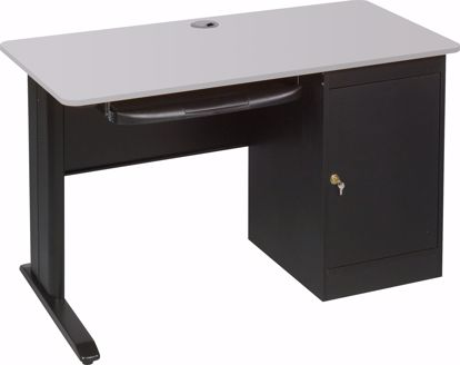 Picture of LX-48 WITH LOCKING CPU HOLDER (Gray)
