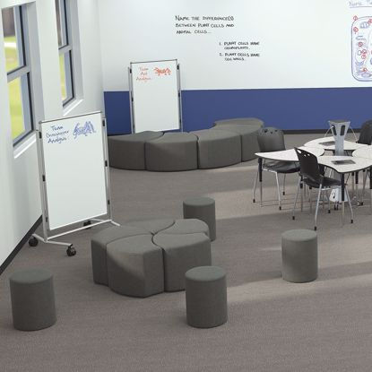 Picture of Large Shapes Soft Seating