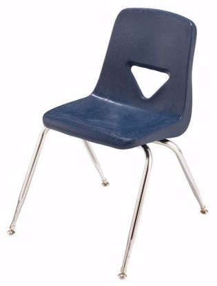 Picture of 120 Series Stack Chairs - 14 inch