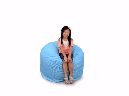 Picture of 3' Fom Bean Bag - Fomcore Fom-Filled Series