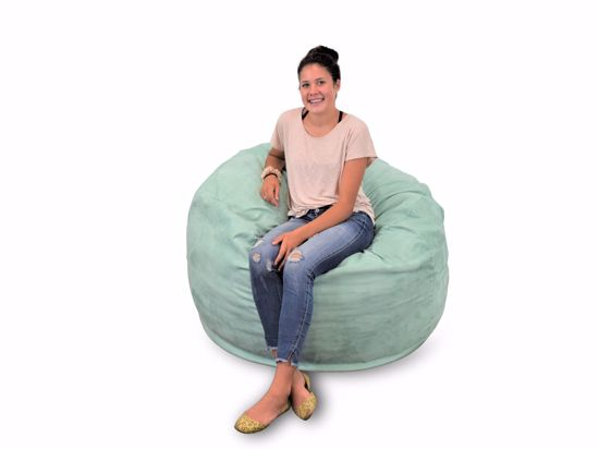 Picture of 4' Fom Bean Bag - Fomcore Fom-Filled Series