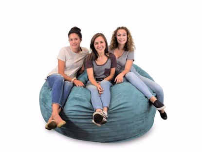 Picture of 6' Fom Bean Bag - Fomcore Fom-Filled Series