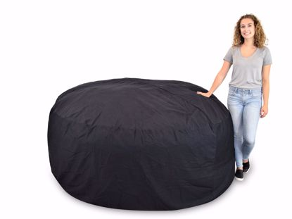 Picture of 7' Fom Bean Bag - Fomcore Fom-Filled Series