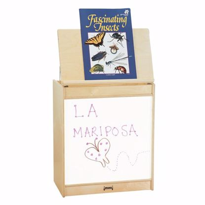 Picture of Jonti-Craft® Big Book Easel - Write-n-Wipe - ThriftyKYDZ®