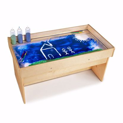 Picture of Jonti-Craft® See-Thru Sand and Light Cover