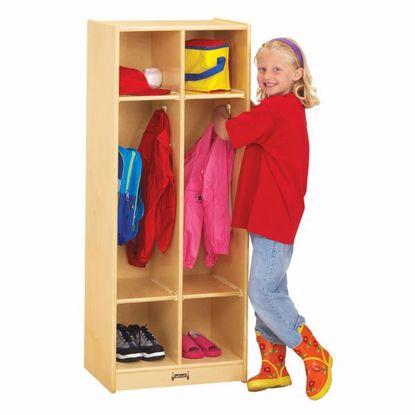 Picture of Jonti-Craft® 2 Section Coat Locker