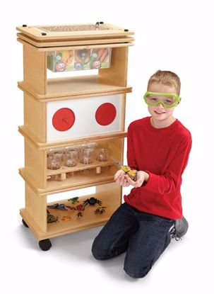 Picture of Jonti-Craft® Science Lab System - 6 Piece Set