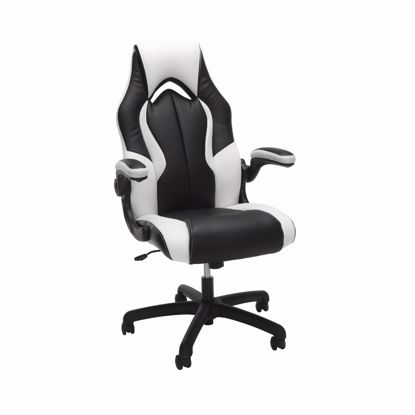 Picture of ESSENTIALS GAMING CHAIR NEW PADDING WHITE