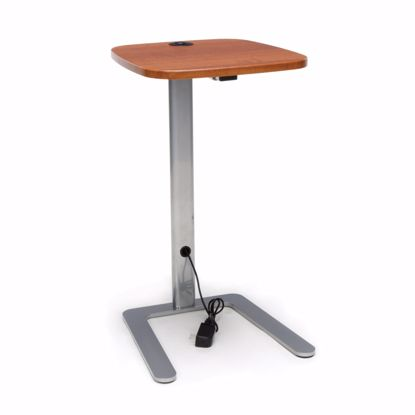 Picture of ACCENT TABLE WITH USB GROMMET CHERRY