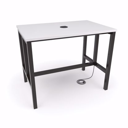 Picture of ENDURE 9004 SERIES TABLE ONLY WHT TOP