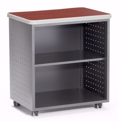 """Picture of 66745 UTILITY TABLE 28"""" x 20"""" - CHERRY"""