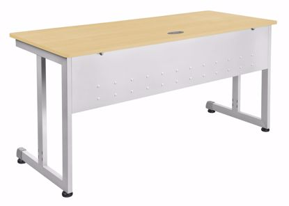 Picture of DESK 24 IN x 60 IN - MAPLE