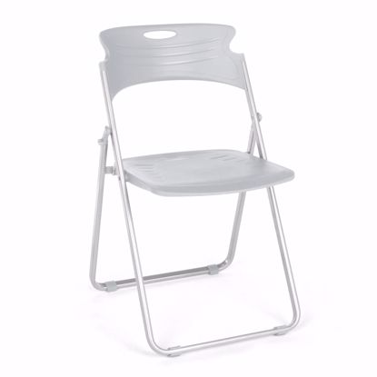 Picture of CHAIR THAT FOLDS - DOVE GRAY