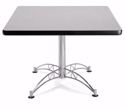 Picture of LT42SQ - 42 INCH SQUARE TABLE - GRAY NEBULA