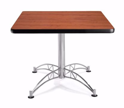 Picture of LT36SQ - 36 INCH SQUARE TABLE - CHERRY