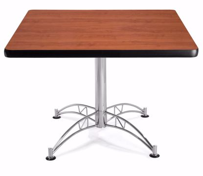 Picture of LT42SQ - 42 INCH SQUARE TABLE - CHERRY