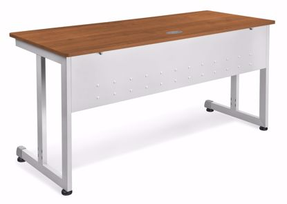 Picture of DESK 24 IN x 60 IN - CHERRY