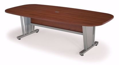 Picture of 48 X 96 CONFERENCE TABLE - CHERRY