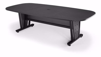 Picture of 48 X 96 CONFERENCE TABLE - GRAPHITE